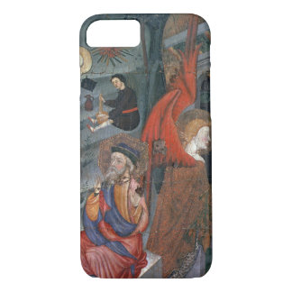 The Annunciation with Shepherds Making Cheese in t iPhone 7 Case