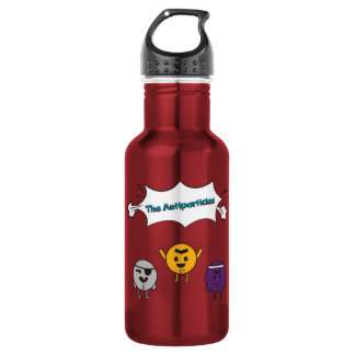 The Antiparticles bottle