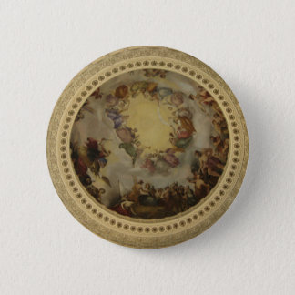 The Apotheosis of Washington  Washington DC Art 2 Inch Round Button