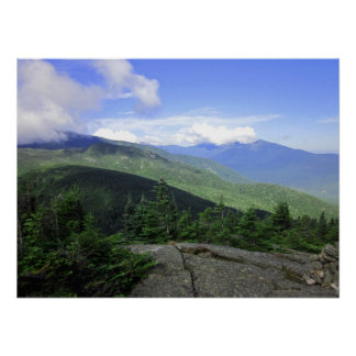 The Appalachian Trail, NH Poster