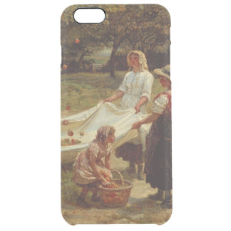 The Apple Gatherers, 1880 Clear iPhone 6 Plus Case