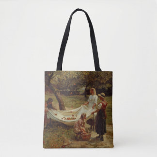 The Apple Gatherers, 1880 Tote Bag