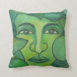 The Apple Lady Pillow