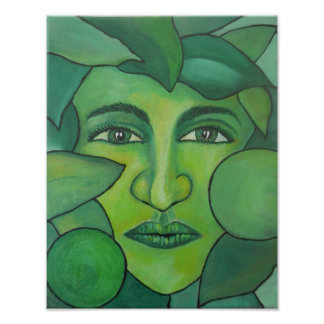 The Apple Lady Poster