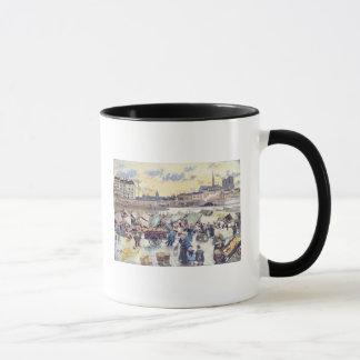 The Apple Market Mug