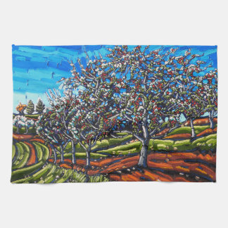 The Apple Orchard Kitchen Towel