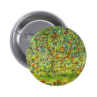 The Apple Tree 2 Inch Round Button