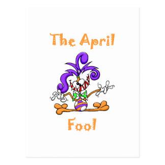 The April Fool Postcard