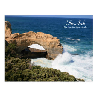 The Arch, Great Ocean Road, Australia - Postcard