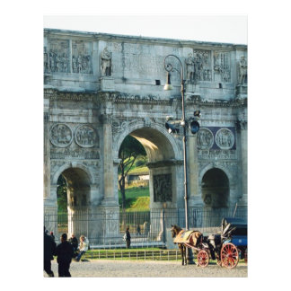 The Arch of Constantine Letterhead