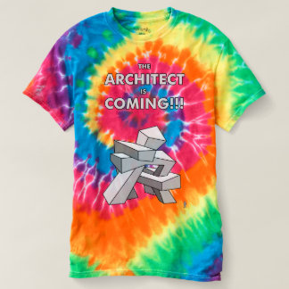 The Architect is Coming T-shirt