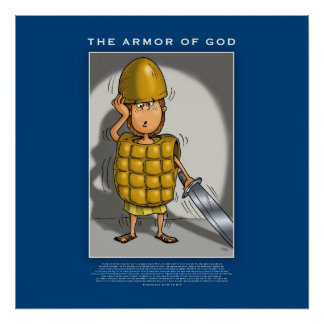 THE ARMOR OF GOD POSTER