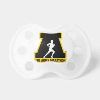 The Army Marathon Collection Baby Pacifiers