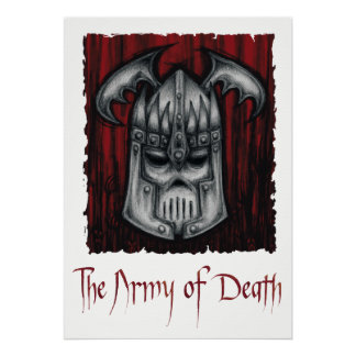 The Army of Death Poster
