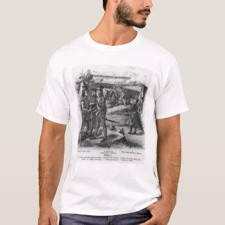 The army of Tadeusz Kosciuszko, 1794 T-Shirt