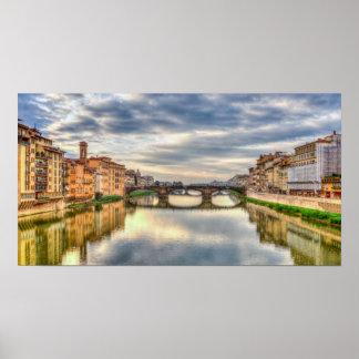 The Arno Poster - Matte Finish