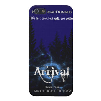 The Arrival iPhone Case Case For iPhone 5/5S
