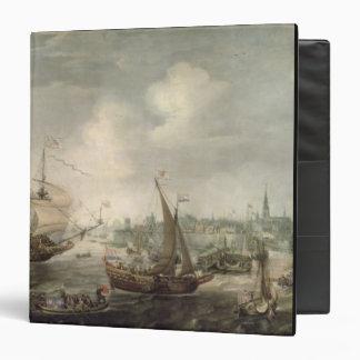 The Arrival of Fredrick V at Vlissingen in 1613 (o Vinyl Binder