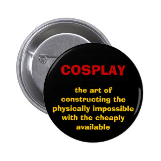 the art of constructing the physically impossib... 2 inch round button