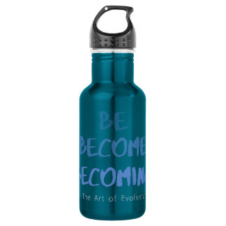 The Art of Evolving 532 Ml Water Bottle