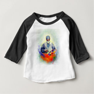 The Art of Medicine Baby T-Shirt
