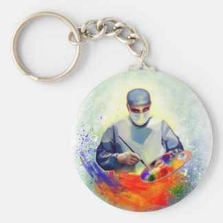 The Art of Medicine Keychain