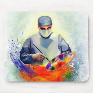 The Art of Medicine Mouse Pad