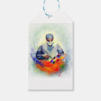 The Art of Medicine Pack Of Gift Tags