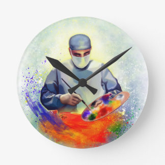 The Art of Medicine Wallclocks
