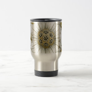 The Art of Nature by Ernst Haeckel Travel Mug
