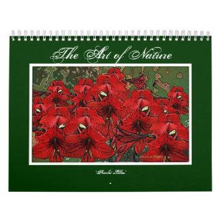 """""""The Art of Nature"""" Calendar"""