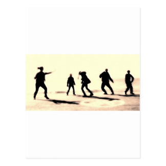 the art of streetdance postcard