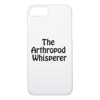 the arthropod whisperer iPhone 7 case