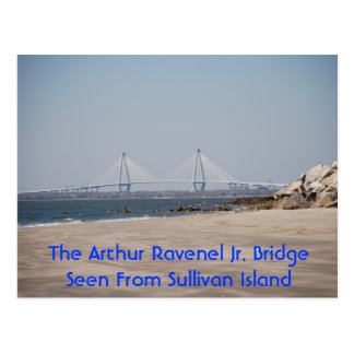 The Arthur Ravenel Jr. Bridge Postcard