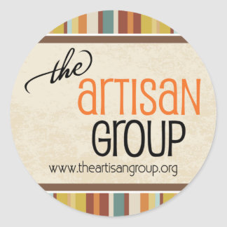 The Artisan Group Sticker
