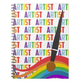 The Artist Notebook