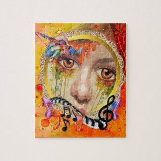 The Artist pallet Puzzle