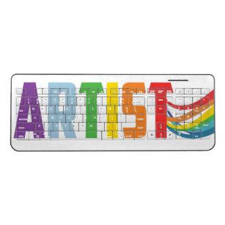 The Artist Wireless Keyboard