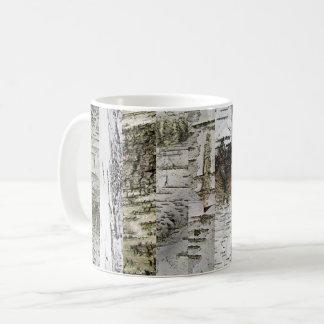 The Artistic Birch Coffee Mug