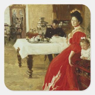 The Artist's Daughter, 1905 Sticker