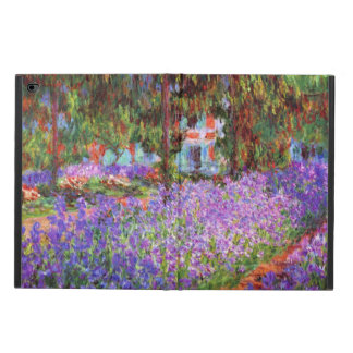 The Artist's Garden at Giverny by Monet Powis iPad Air 2 Case