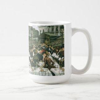 The Artist's Ladies by James Tissot Classic White Coffee Mug