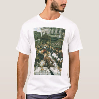 The Artist's Ladies by James Tissot T-Shirt