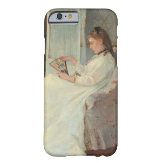 The Artist's Sister at a Window, 1869 Barely There iPhone 6 Case