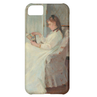 The Artist's Sister at a Window, 1869 iPhone 5C Covers