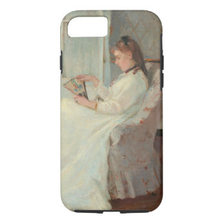 The Artist's Sister at a Window, 1869 iPhone 7 Case
