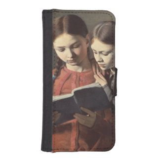 The Artist's Sisters Signe and Henriette Phone Wallet