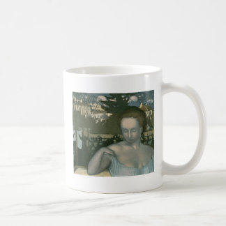 The Artist's Wife, 1893 Classic White Coffee Mug