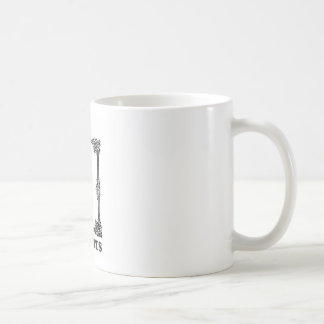 the arts violin coffee mug