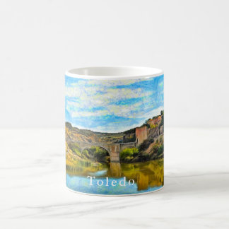The Asarkiel Bridge and the Military Museum. Coffee Mug